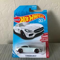Hot Wheels #x27;15 Mercedes AMG GT Red Edition #12 12 Target Exclusive L25 $6.79