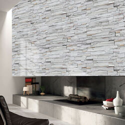 Waterproof Brick Style Self Adhesive Wall Sticker Living Room Bedroom For Home $40.36