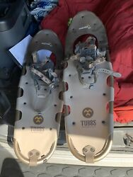 tubbs snowshoes frontier 30 $75.00