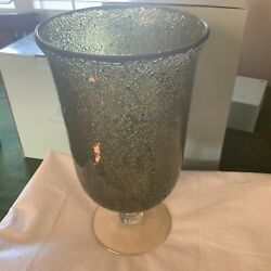 Partylite Sienna Lights Large Hurricane Candle Holder $23.00