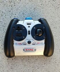 GYRO gyroscopes system remote control for helicopter REMOTE ONLY Pre owned. $14.99