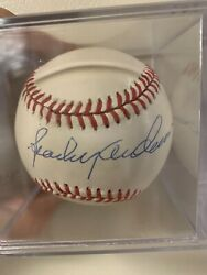 Sparky Anderson authentic signed AL baseball. Guaranteed authentic $150.00