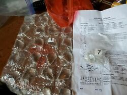 Restoration Hardware 19th C. Iron And Crystal Round Chandelier Crystal parts $44.99