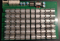 Antminer D3 Hashboard Hash Board WorkingdashBoard V2.1 SHIPS QUICK FROM USA $65.00