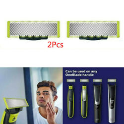 2pcs Replacement Blades For Philips Norelco One Blade Electric Shavers $17.99