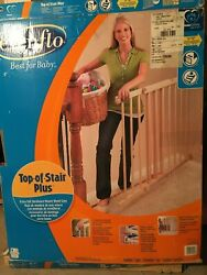 Evenflo Top of Stairs Baby Gate Never used $5.99
