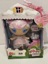 Lalaloopsy Littles Doll Breeze E Sky with Pet Cloud ⛅️ 2021 NEW $31.00