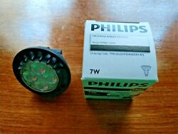 NEW PHILIPS LIGHT BULB LAMP 7W MR16 F35 3000K LED DIMMABLE 9290011532A 35° FLOOD