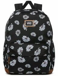 Vans Off The Wall Women#x27;s Realm Plus Backpack Bag With Laptop Sleeve Floral $43.00