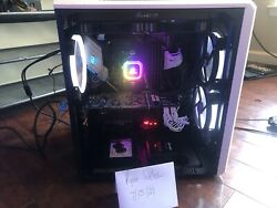 New Gaming PC All Parts Open Boxed $1200.00