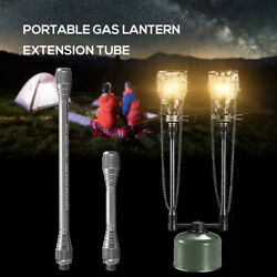 Lantern Extension Tube Lamp Extender Pole Camping Lamp Extension Rod A0J0 $13.28