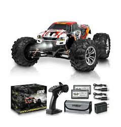 1:10 Scale Large RC Cars 48 kmh Speed Boys Remote Control Car 4x4 Off Road... $112.99