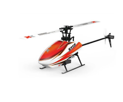 XK K110 Blast 6CH Brushless 3D6G System RC Helicopter BNF $73.00