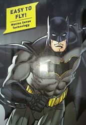 DC Universe BATMAN Flying Helicopter World Tech Toys 6 Unopened. $45.00