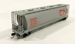 Walthers HO 910 7177 59#x27; Cylindrical Hopper Canadian National CN Factory Error $15.00