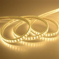 16 Ft LED Light Strip IP67 Waterproof SMD 5730 Home Commercial Rope Super Bright