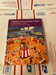 Floating Lanterns and Golden Shrines by Rena Krasno HC very good condition $7.00