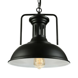 Industrial Metal Dome Hanging Pendant Lighting Dining Room Ceiling Light Lamp $49.99