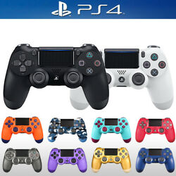 10 Color Wireless Controller Bluetooth Game Console for Sony PlayStation PS4 US $29.99