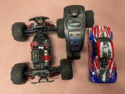 1:16 Scale Large RC Cars 36 kmh Speed Boys Remote Control Car 4x4 Off Road Mo $89.00