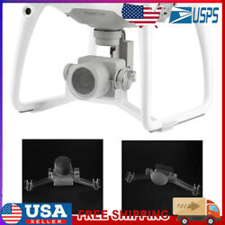 Clear Drone Gimbal Stabilizer Lock Camera Lens Cover for DJI Phantom 4 Pro $11.20