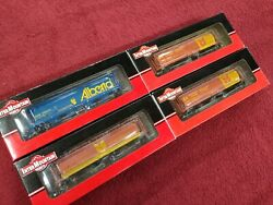 INTERMOUNTAIN PWRS CANADA CANADIAN CYLINDRICAL HOPPER RTR 4 PACK NEW HO $129.95