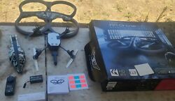 PARROT DRONE 2.0 elite edition complete in box hd cameras may or may not work? $69.00