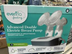 Evenflo Feeding Advanced Double Electric Breast Pump New Free Shipping $47.00
