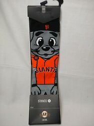 STANCE KIDS YOUTH ATHLETIC SOCKS SIZE YL 2 5.5 San Francisco Giants. Lou Seal $9.99