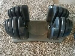 Nautilus Bowflex Series 1 Only 552 Dumbbell Replacement Weight Plate #1 largest $25.00