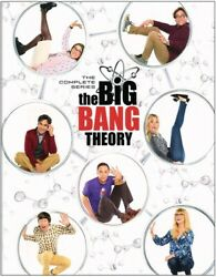 The Big Bang Theory: The Complete Series DVD 2019 37 Discs Season 1 12 New $45.77