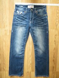 BIG STAR for BUCKLE women#x27;s 31R 32 x 30.5 PIONEER JEANS $9.99