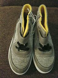 NEW boys High Tops Sneakers Shoes Sz 12 gray yellow $16.99