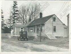 1926 Diamond Hill Rhode Island Henry Ford Owned Schoolhouse Press Photo $30.00