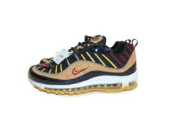 Nike Sneakers Black Cork Red Air Max 98 New Year Running Mens Size 8 CT1173 001 $104.99