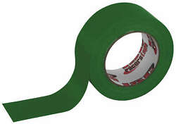 ISC Racers Tape Top Grade Colored Duct Tape 2in. x 90ft. Green RT2007 $19.49