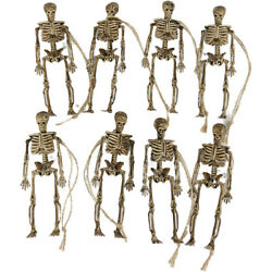 Skeleton Outdoor Party Hanging Decorations Scary Props Mini Props Halloween GBP 12.99