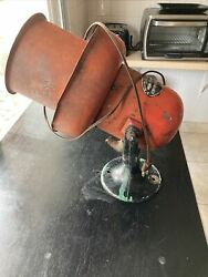 Vintage Federal Sign and Signal Corp Civil Defense Siren Model L WORKS $169.00
