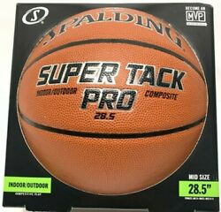 Spalding Basketball Indoor Outdoor Super Tack Pro 28.5 Mid Size $16.99