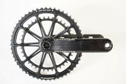 Cannondale SL Hollowgram Crankset 170mm BB30 53 39T w Si Stages Power Meter $449.99