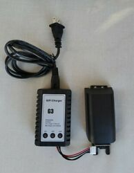 GIFI G3 Charger and Adapter for AR.Drone Battery Not battery included $15.00