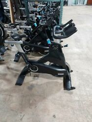 Precor Rally Commercial Indoor Exercise Bike w Belt Drive AS IS