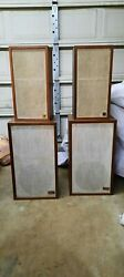 Acoustic Research  AR 4X amp; AR2 AX Vintage Speakers $550.00