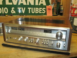 Vintage Pioneer SX 780 Stereo Receiver NEEDS SERVICE $250.00