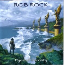 Rob Rock-Eyes Of EternityImpellitteri METAL! CD New