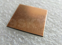 1x THERMAL COPPER SHIM FOR DELL XPS M1210 GPU TO RESOLVE OVERHEAT ISSUES 0.8MM $4.49