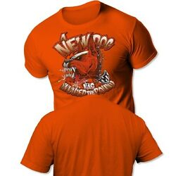 Cleveland Browns A new Dog has invaded the Dog Pound Tee Shirt $19.99