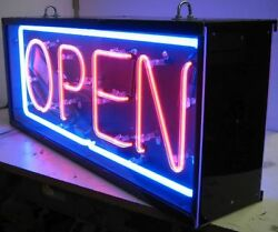 OUTDOOR SIGN UPGRADE SERVICE FOR SELECTED INDOOR NEON SIGNS