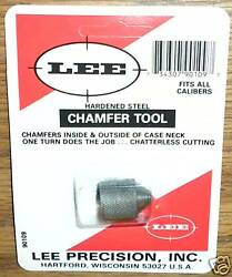 90109 Lee Precision Chamfer and Deburring Tool # 90109 New! $6.92
