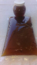 Raw wildflower honey from unsprayed wild flowers 24 lbs $3.49lb ships free